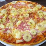 recette pizza ananas