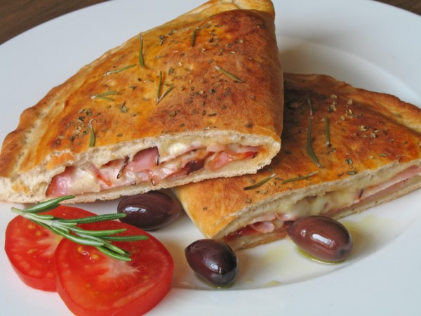 recette pizza calzone