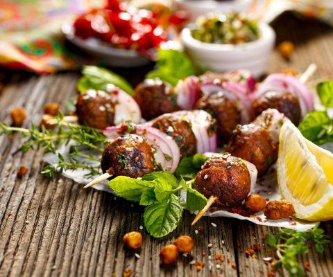 Les épices dans la cuisine libanaise